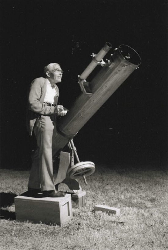 Clyde Tombaugh Big Telescope