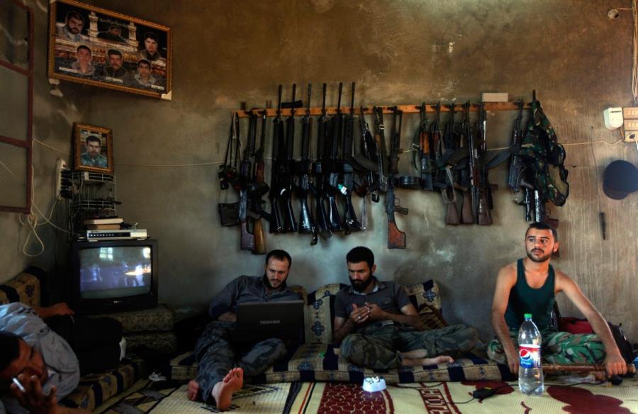 Fsa Aleppo 2012