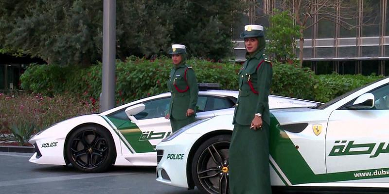 Gay Rights Dubai Police