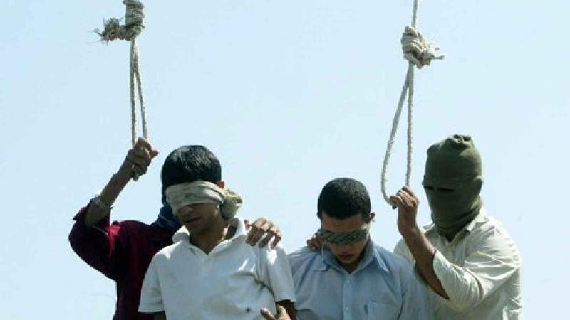 Gay Rights Iran Execution