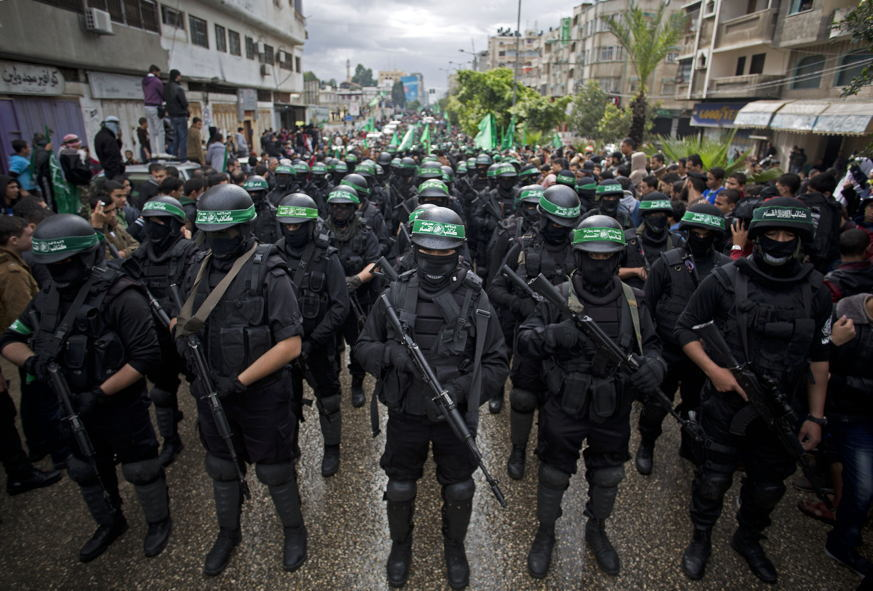 Hamas Line