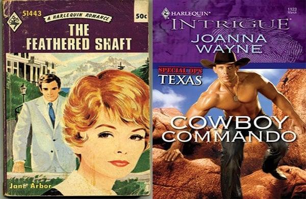 Harlequin Romance Books