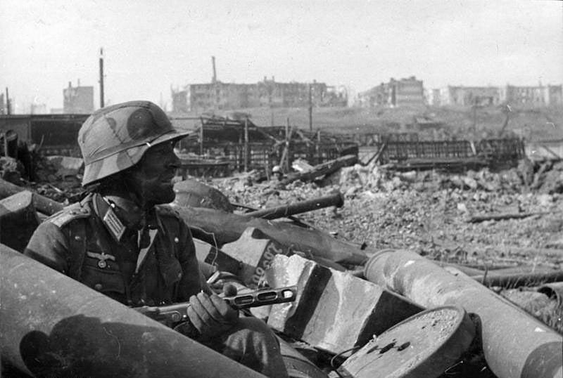 Historic Battlefields German Officer