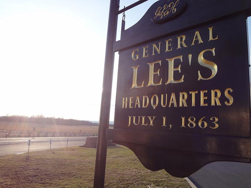 Historic Battlefields Lees Hq
