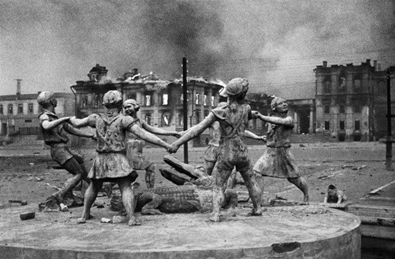Historic Battlefields Stalingrad Children