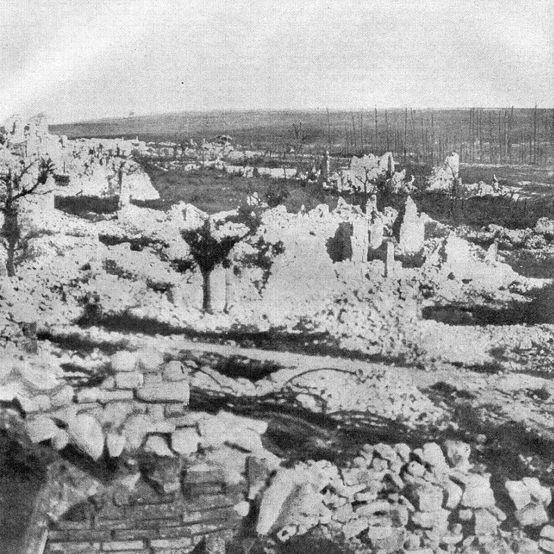 Historic Battlefields Verdun Haucort