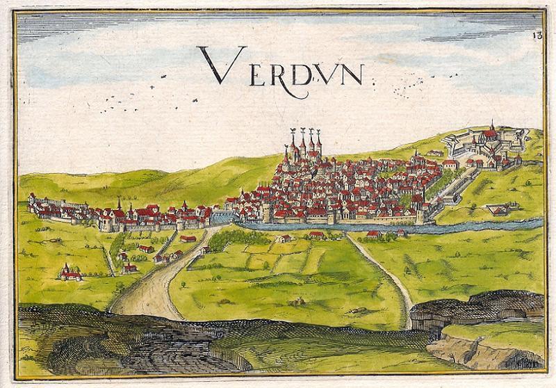Historic Battlefields Verdun