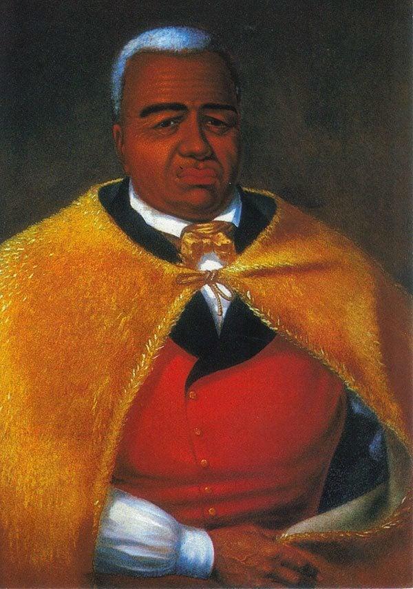 History of Hawaii King Kamehameha