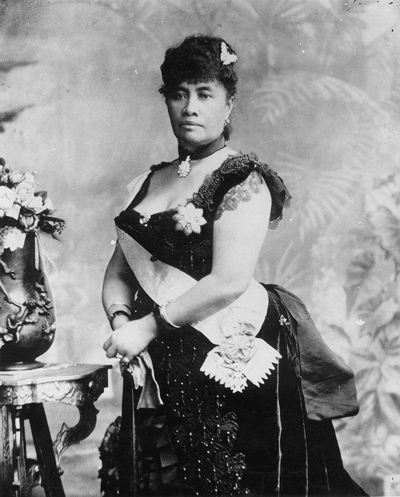 History Hawaii Liliuokalani