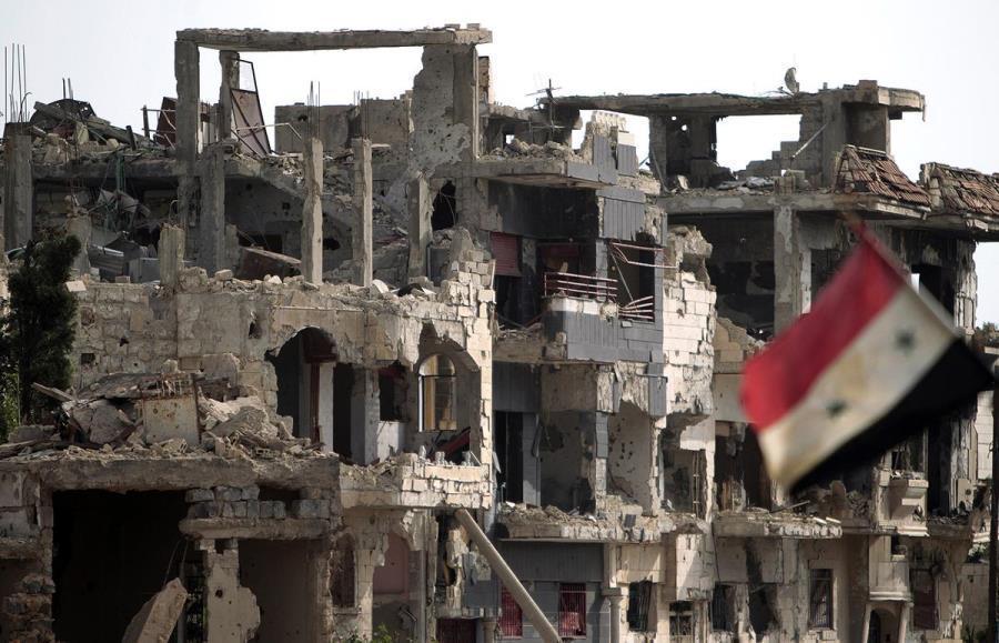 Homs Syria 2012