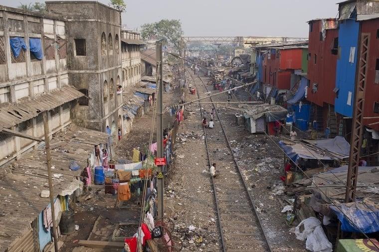 Human Trafficking Mumbai Train