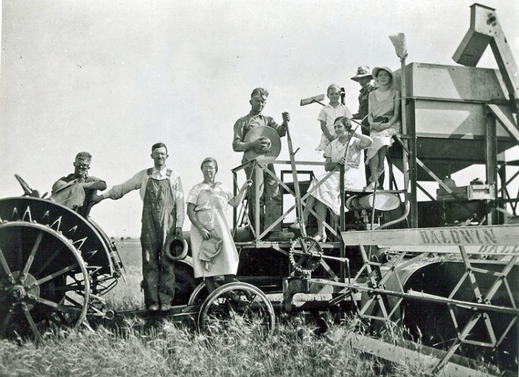Clyde Tombaugh Photograph