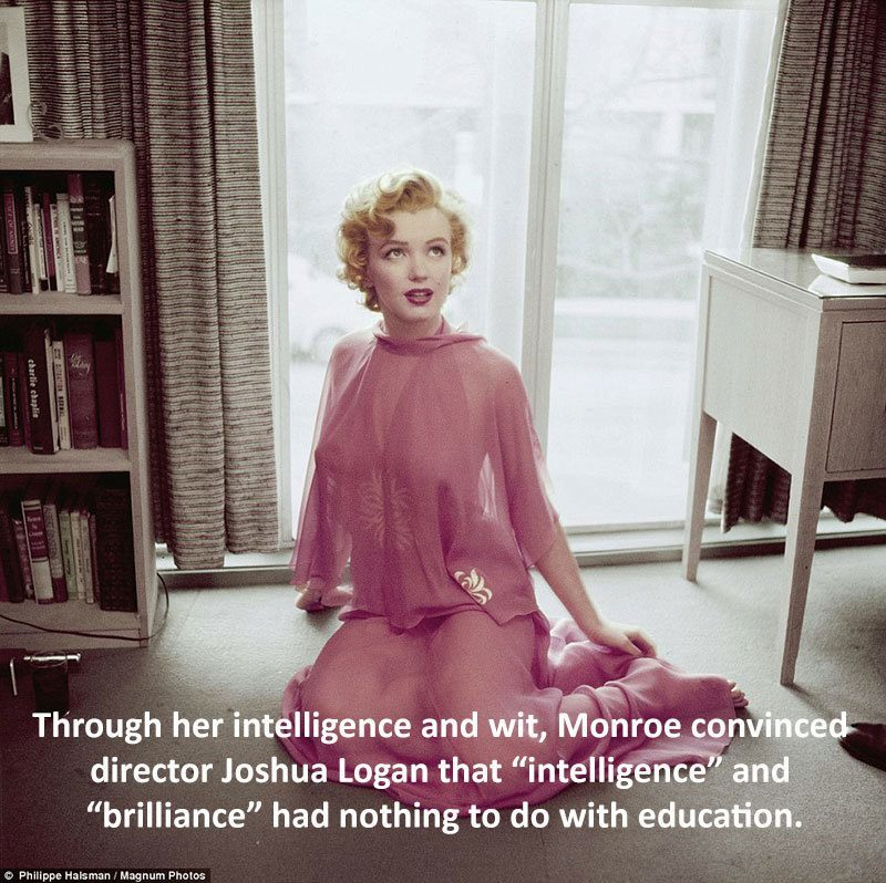 Marilyn Monroe Facts Intelligence