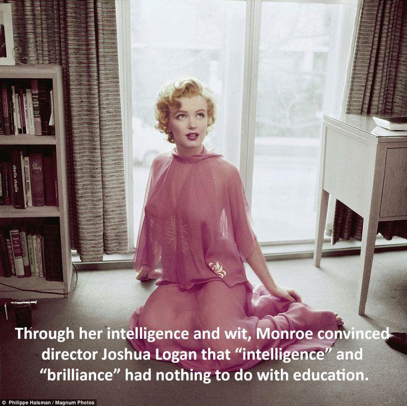Marilyn Monroe Facts Intelligence