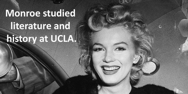 Marilyn Monroe Facts Life
