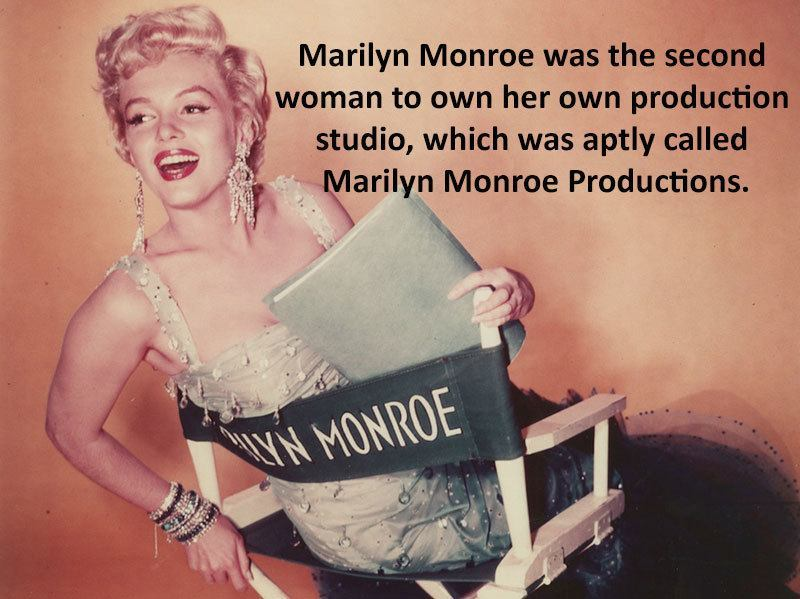 Marilyn Monroe Facts Production