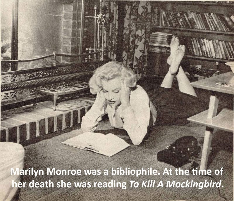 Marilyn Monroe Facts Reading