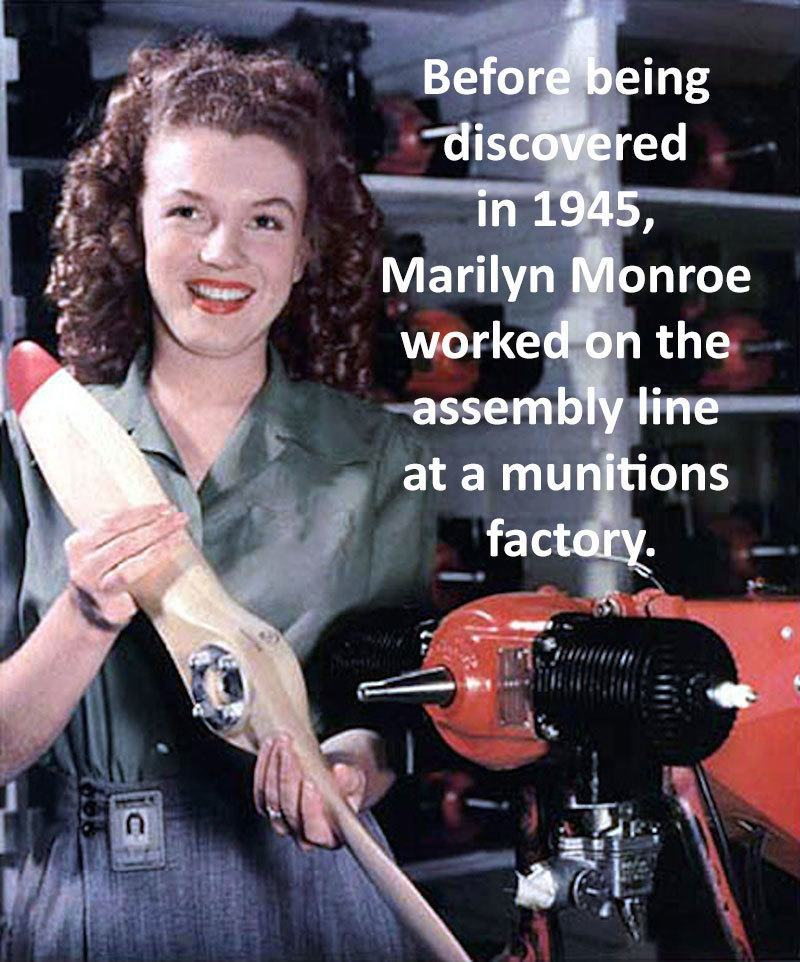 Marilyn Monroe Munitions