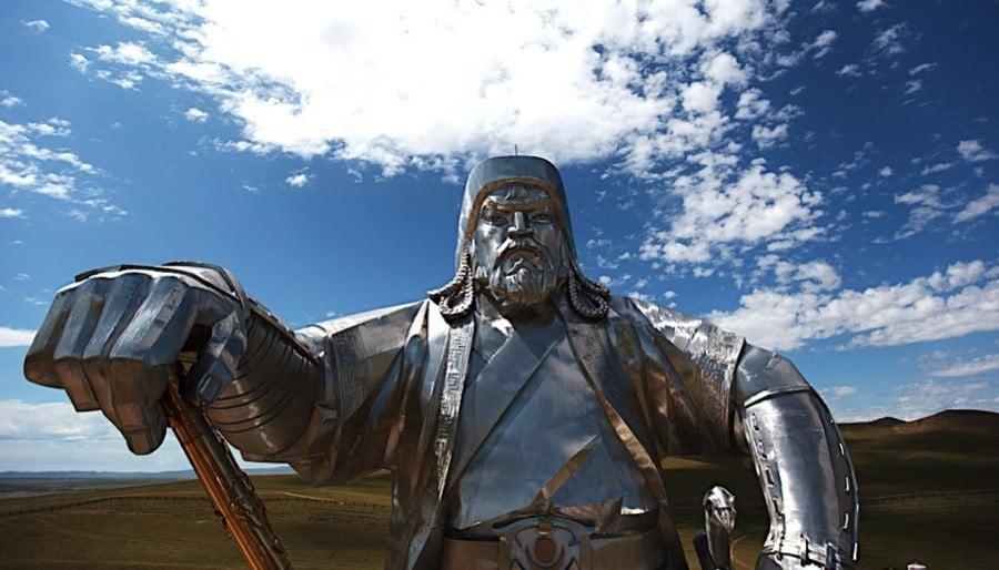 Mongolia History Genghis Khan