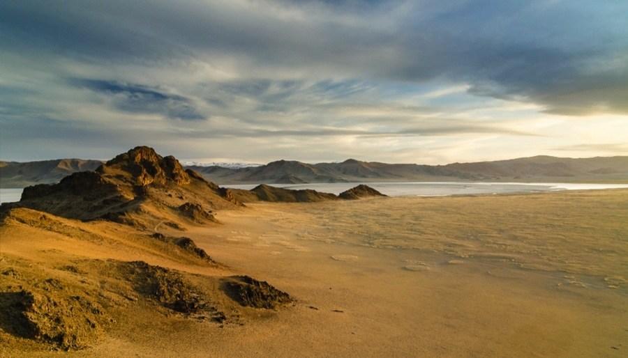 Mongolia History Steppe Landscape