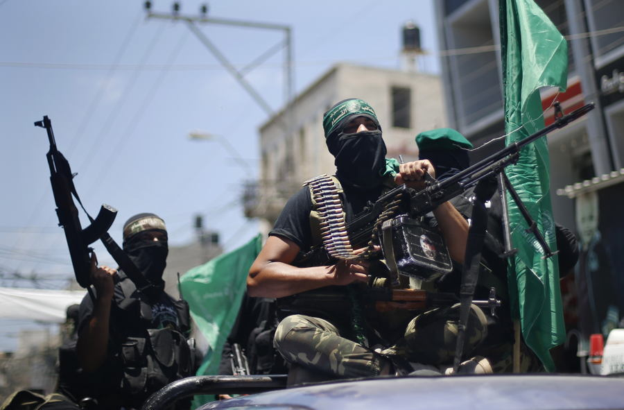 Occupied Hamas