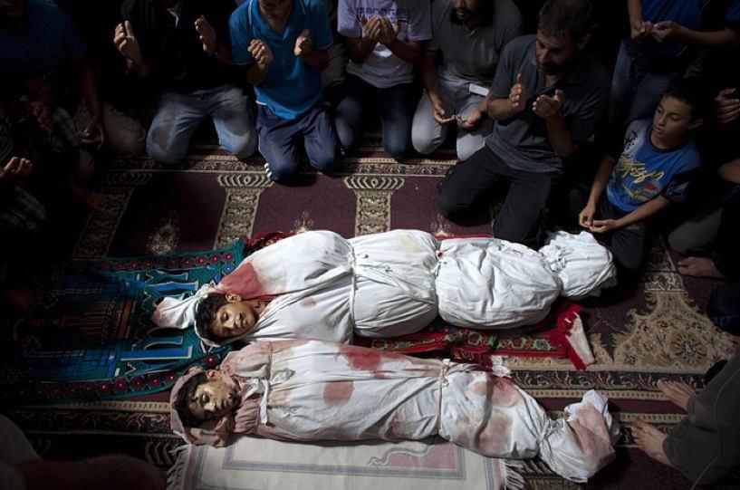 Occupied Palestine Drone Strike