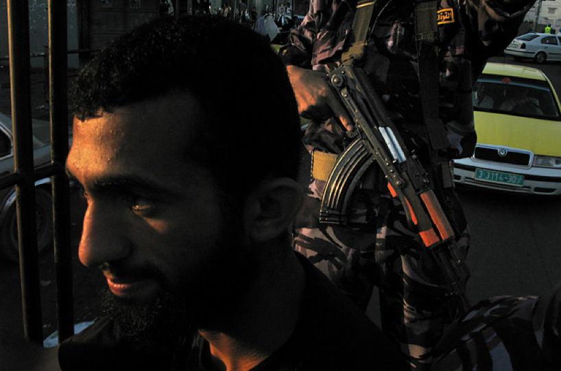 Occupied Palestine Hamas In Gaza City