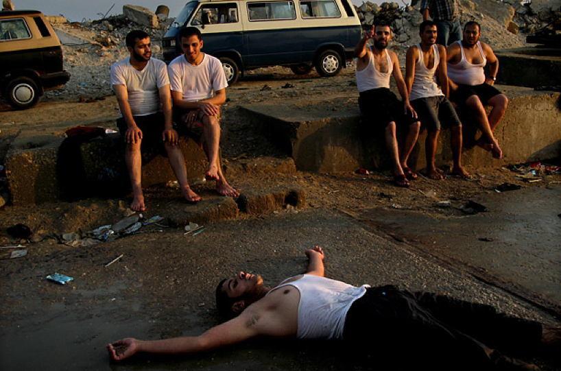 Occupied Palestine Hamas Training