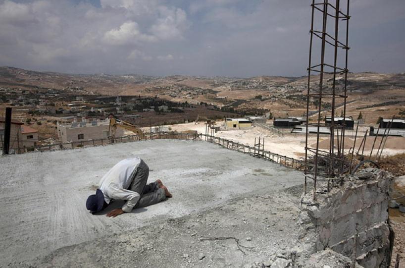 Occupied Palestine Settlement Palestine Labor