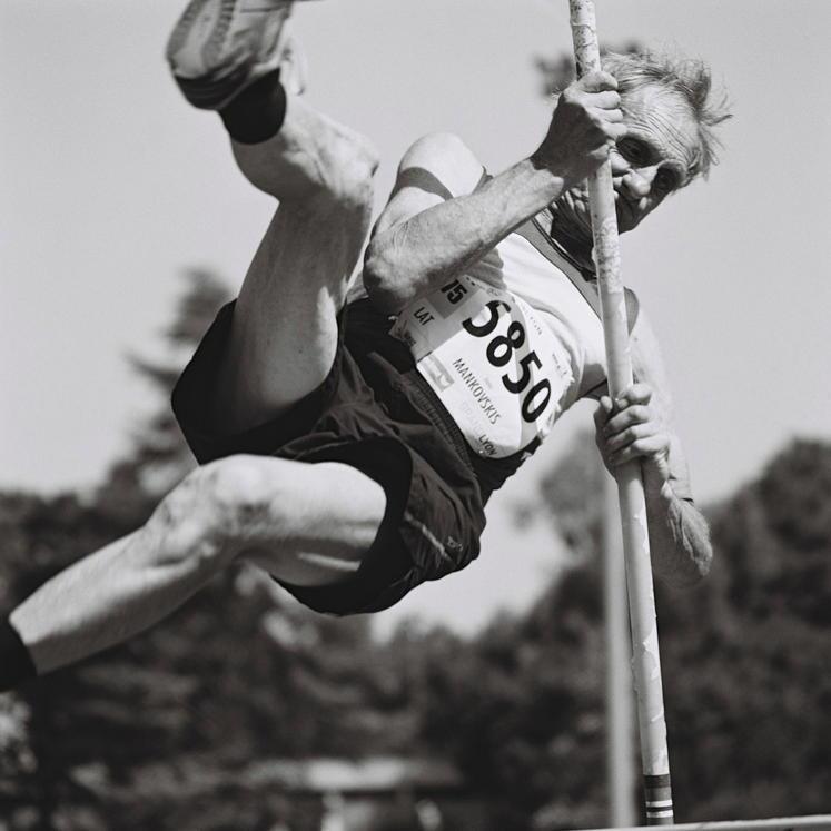 Old Man High Jump