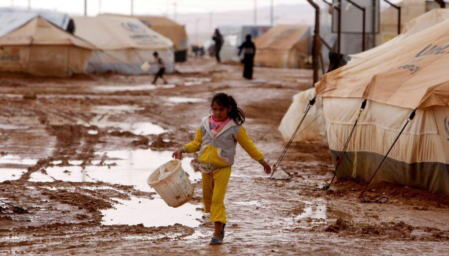 Refugee In Turkey