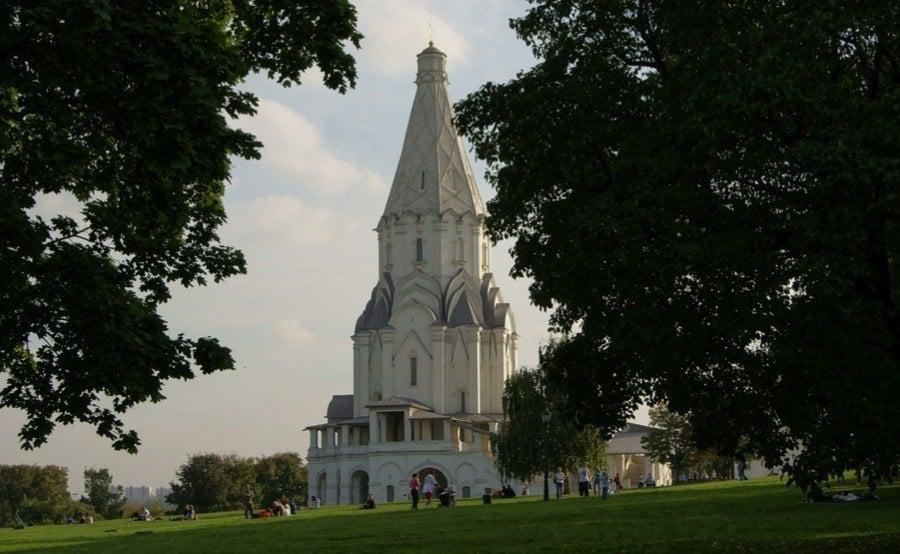 Russian Churches  Church Kolomenskoye