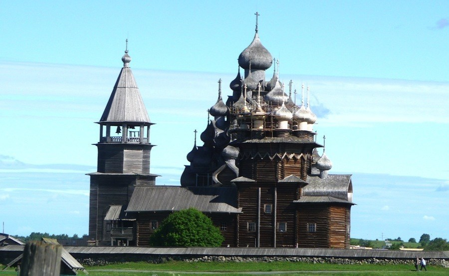 Church of Transfiguration Kizhi Island