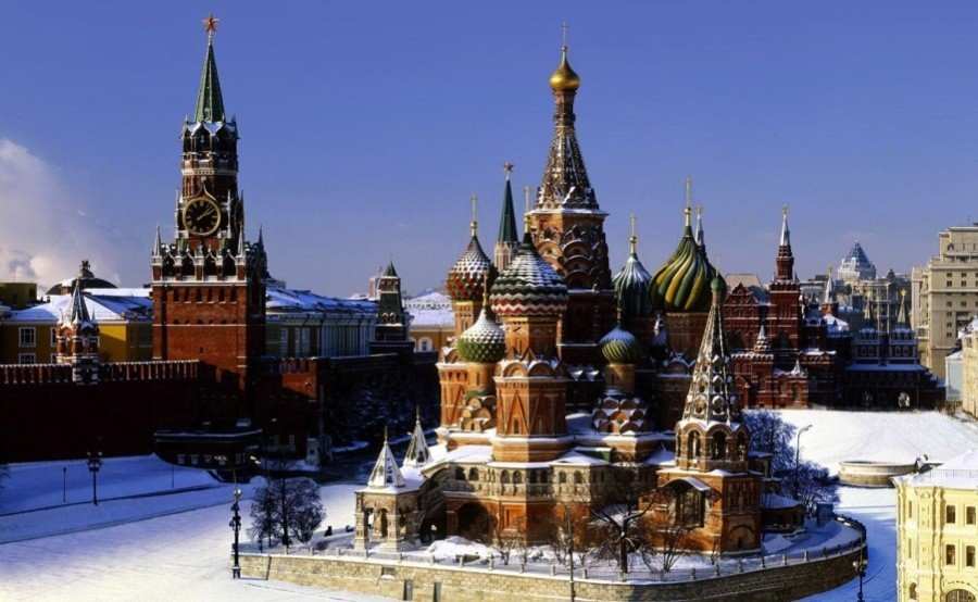 St. Basil's Red Square Moscow