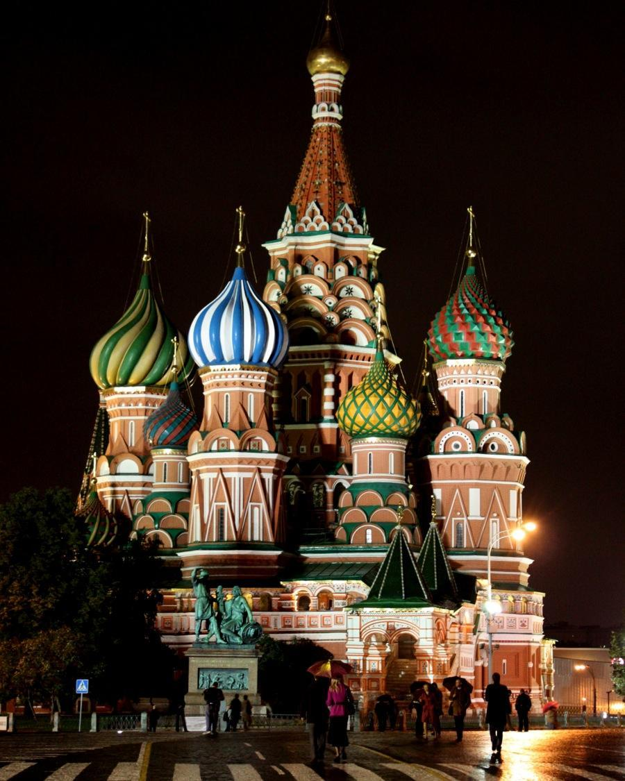 7 Of The Most Spectacular Churches In Russia