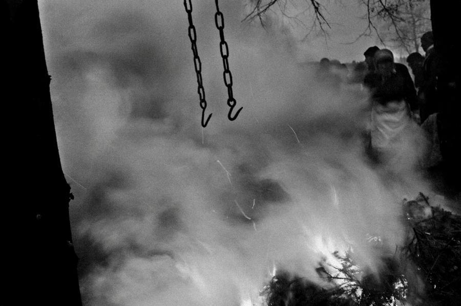Russian Pagans Hooks Fire