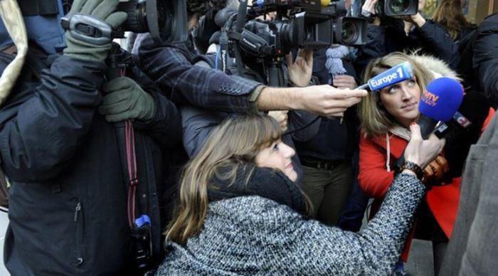 Sexism Journalists