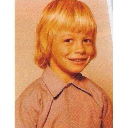 Simon Baker When He Was Young