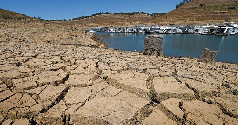 Summer Weather 2015 California Drought Worst