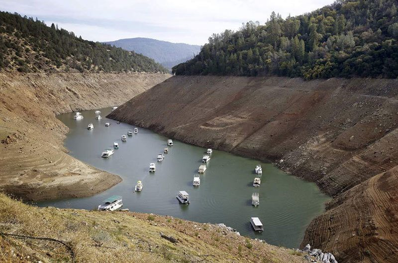 Summer Weather 2015 California Drought