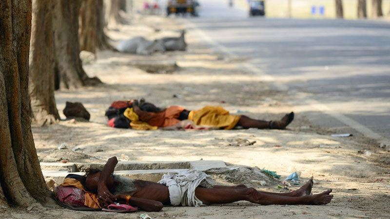 Summer Weather 2015 India Heat Wave Deadly