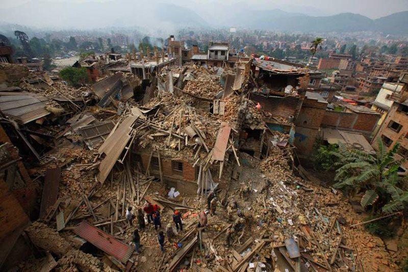 Summer Weather 2015 Nepal Earthquake