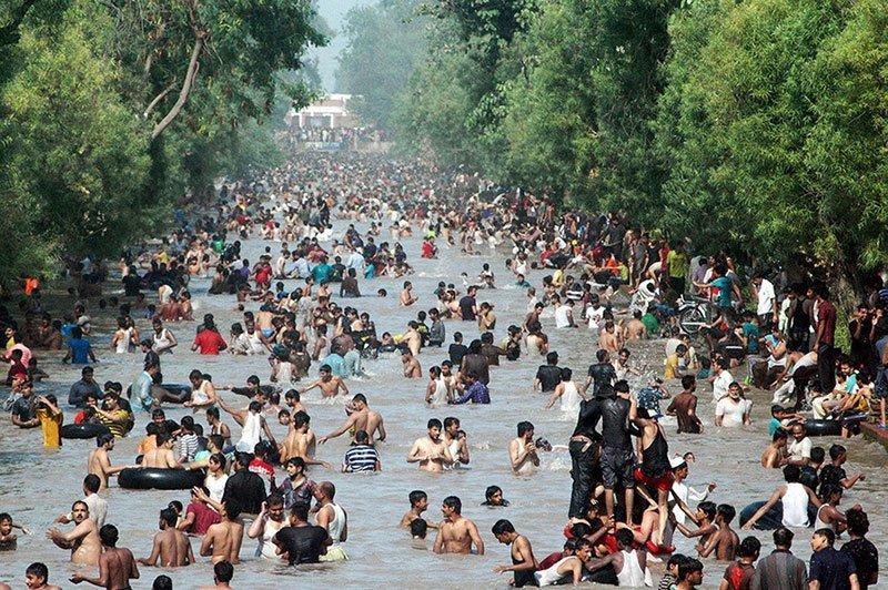 Summer Weather 2015 Pakistan Heat Wave