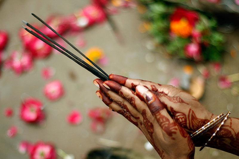 Teej Festival Rituals Sangam Ganges