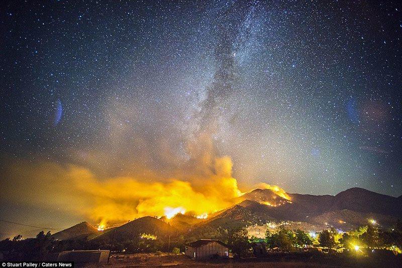 Terra Flamma California
