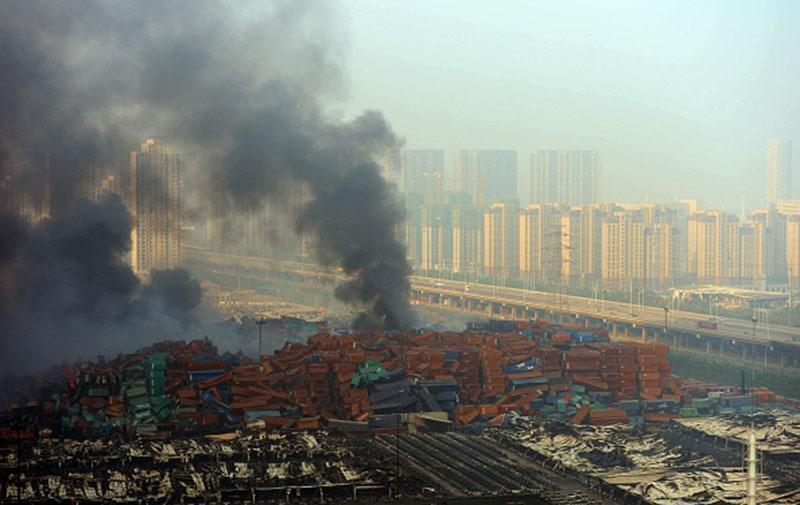 City Explosion