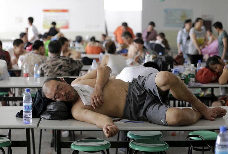 Sleeping Table