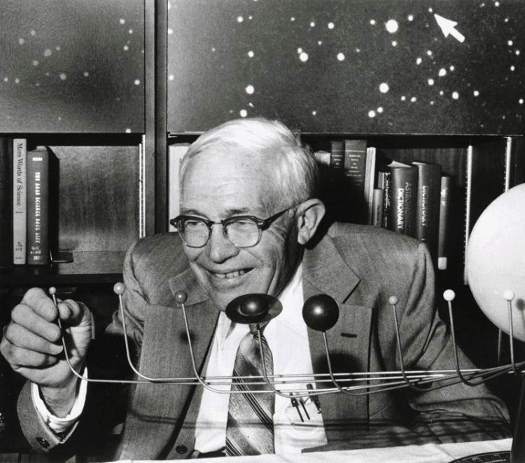 Older Clyde Tombaugh