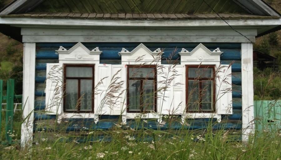 Trans-Siberian Railway Baikal House