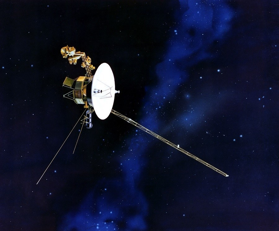 Voyager 2 Space Probe